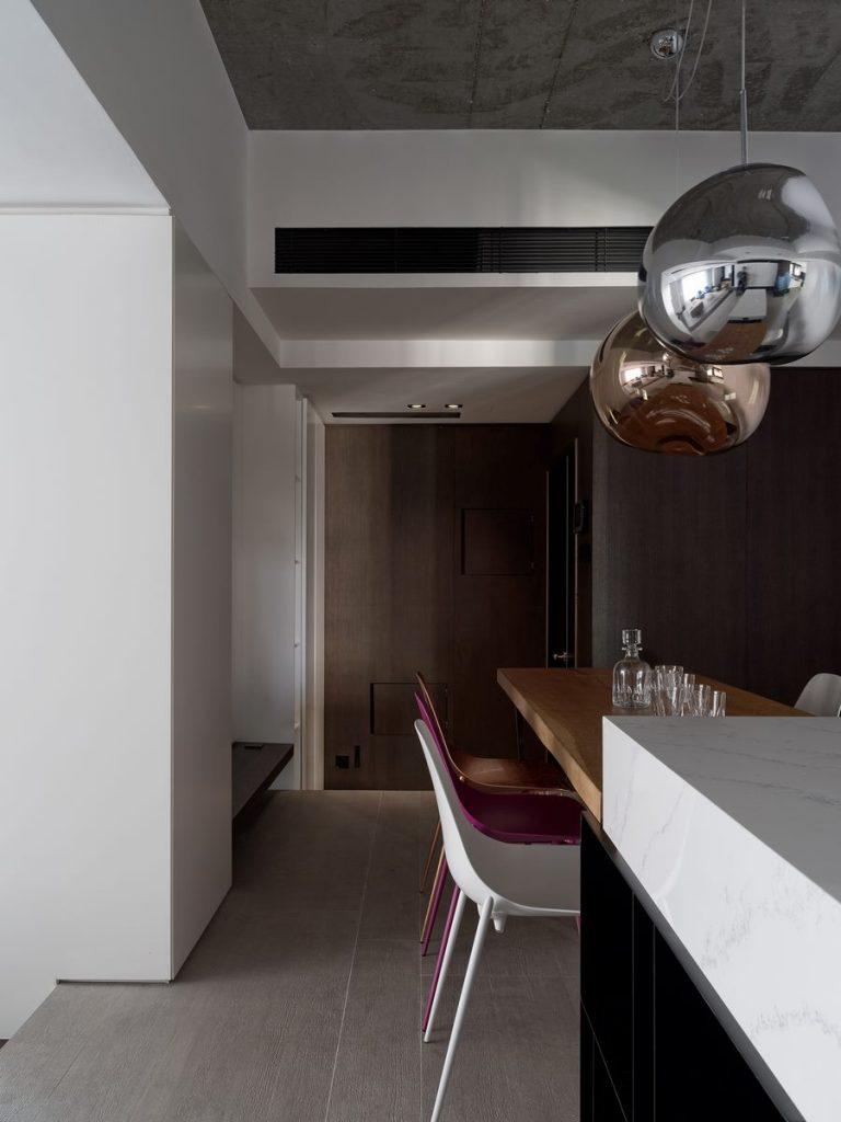 Hogar exploratorio, un vivienda moderna y minimalista 2
