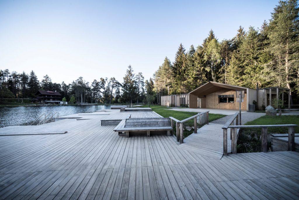 La casa del Lago Völs: hacia nuevos horizontes 2