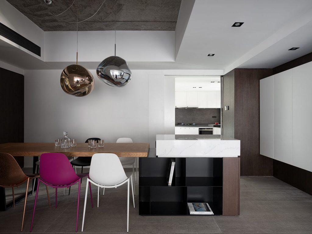 Hogar exploratorio, un vivienda moderna y minimalista 5