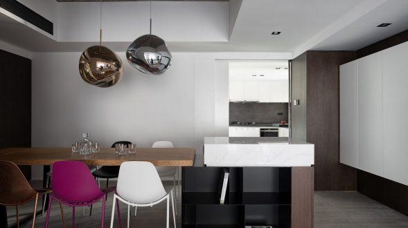 Hogar exploratorio, un vivienda moderna y minimalista 14