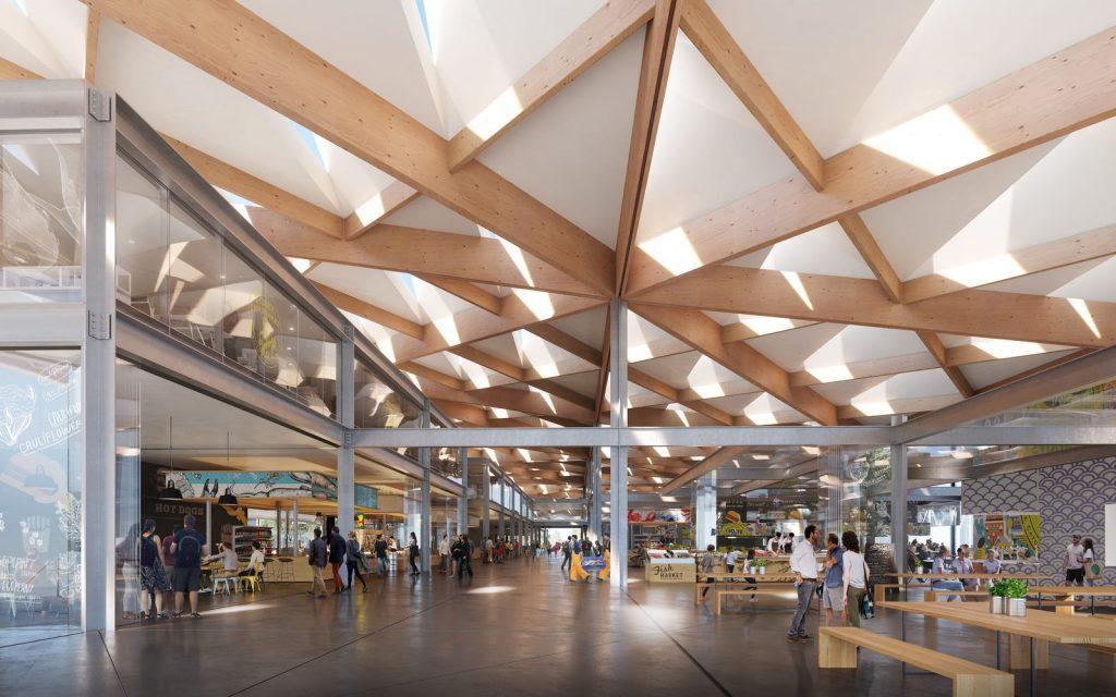 El diseño de vanguardia de 3XN para Sydney Fish Market obtiene el visto bueno final 8