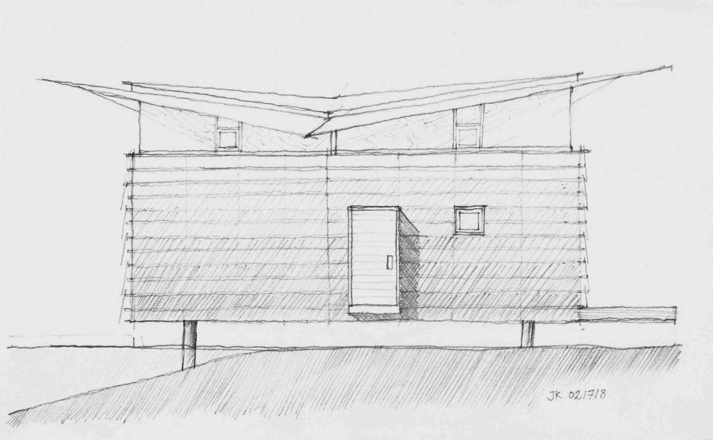 La casa de tres árboles 15