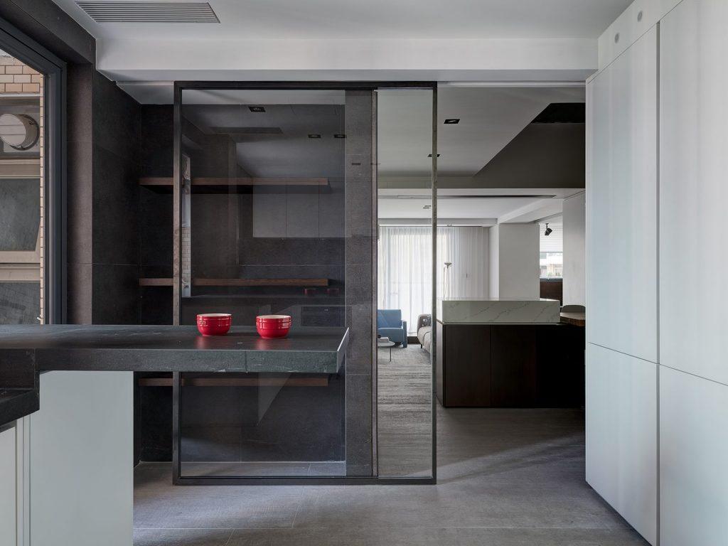 Hogar exploratorio, un vivienda moderna y minimalista 6