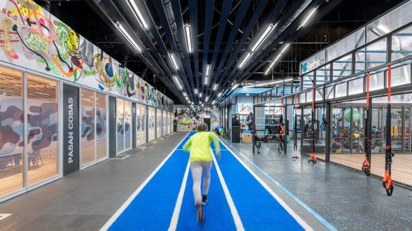 Fitship - Centro de entrenamiento físico integral 8