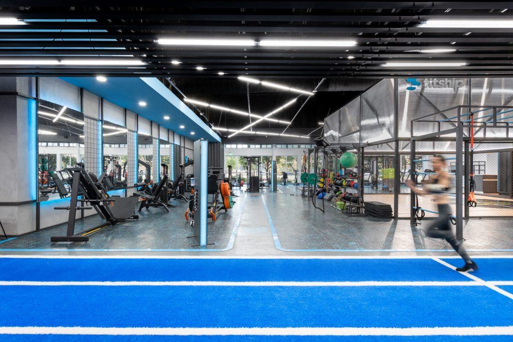 Fitship - Centro de entrenamiento físico integral 10