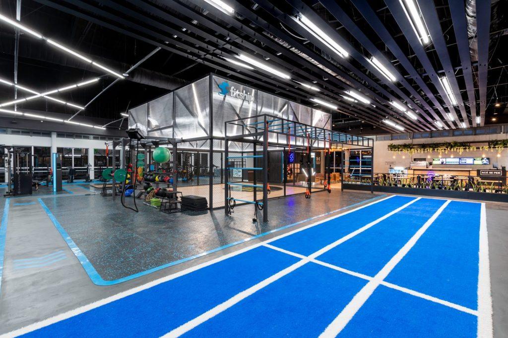 Fitship - Centro de entrenamiento físico integral 9