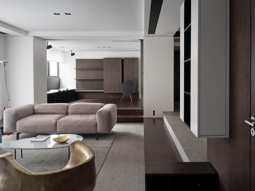 Hogar exploratorio, un vivienda moderna y minimalista 8