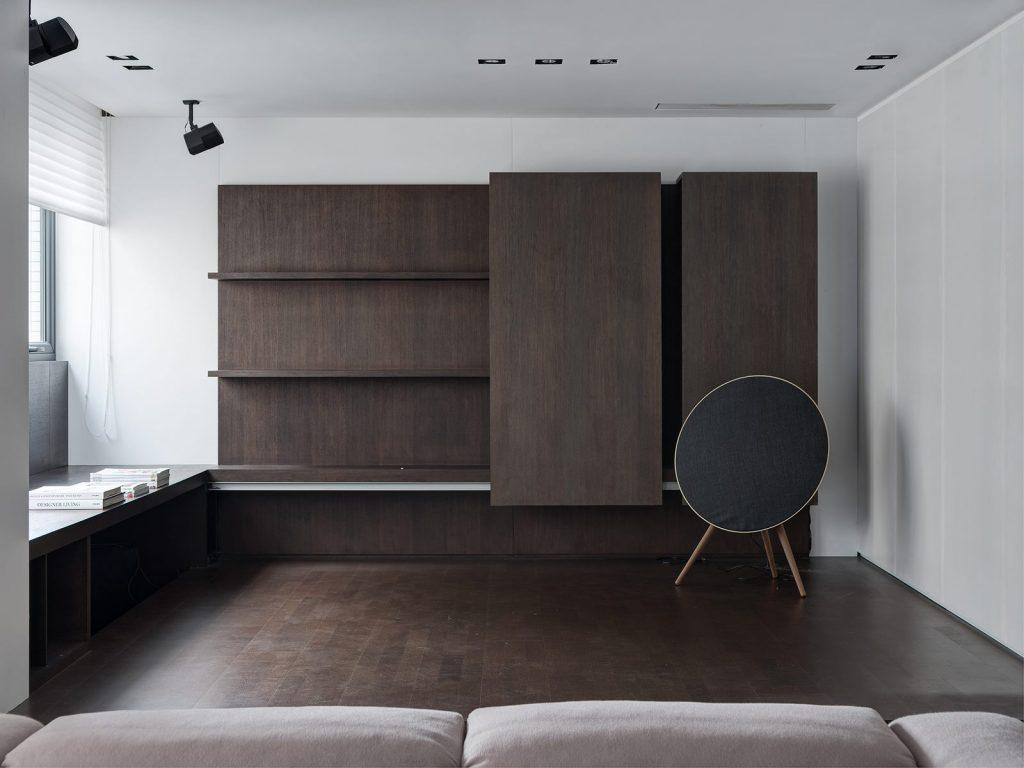 Hogar exploratorio, un vivienda moderna y minimalista 10