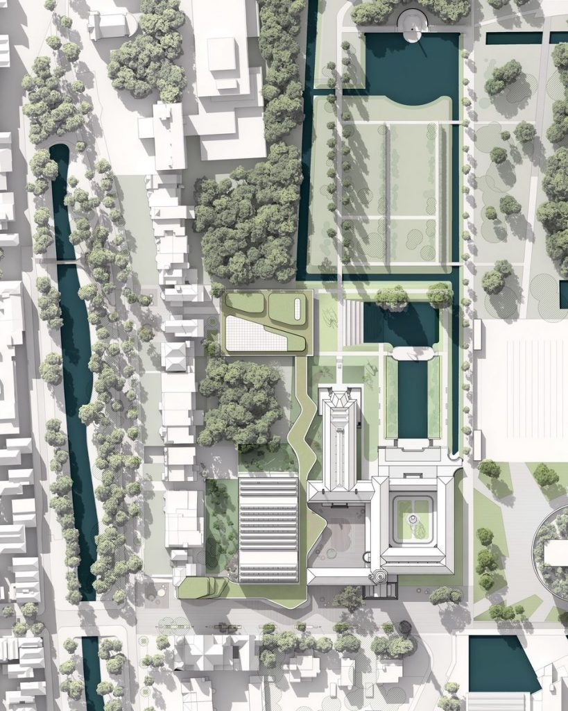 Nueva propuesta de Mecanoo para el Museo Boijmans van Beuningen, Rotterdam 10