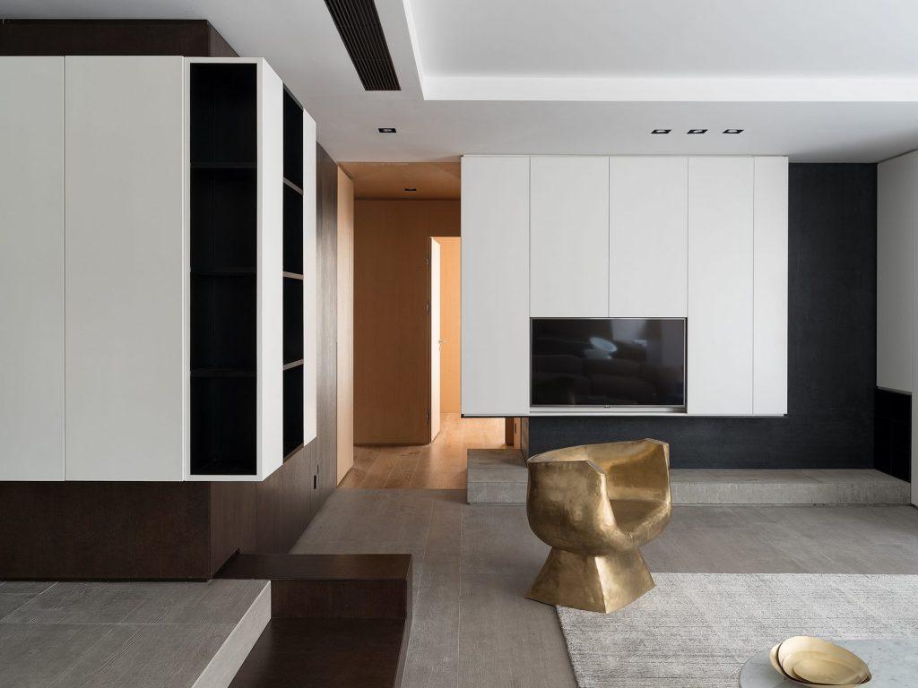 Hogar exploratorio, un vivienda moderna y minimalista 13