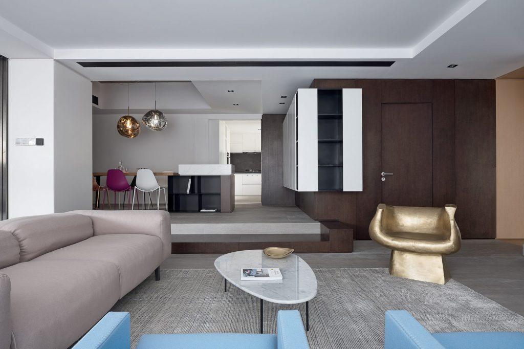 Hogar exploratorio, un vivienda moderna y minimalista 17