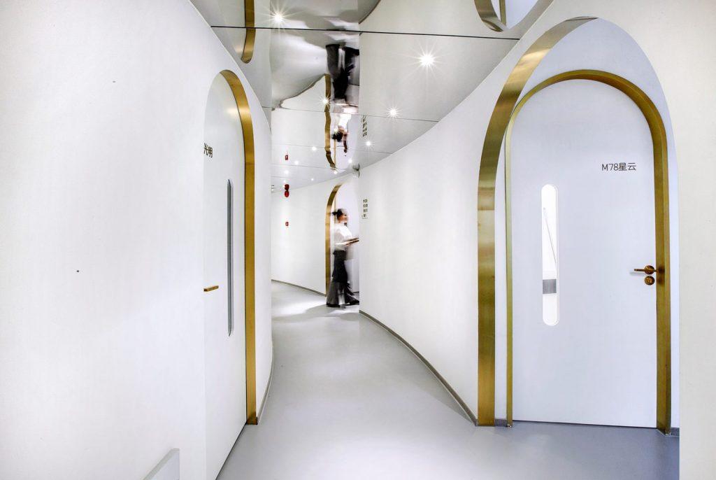 YUAN · El espacio en Shanghai que ofrece experiencias de salud únicas 12