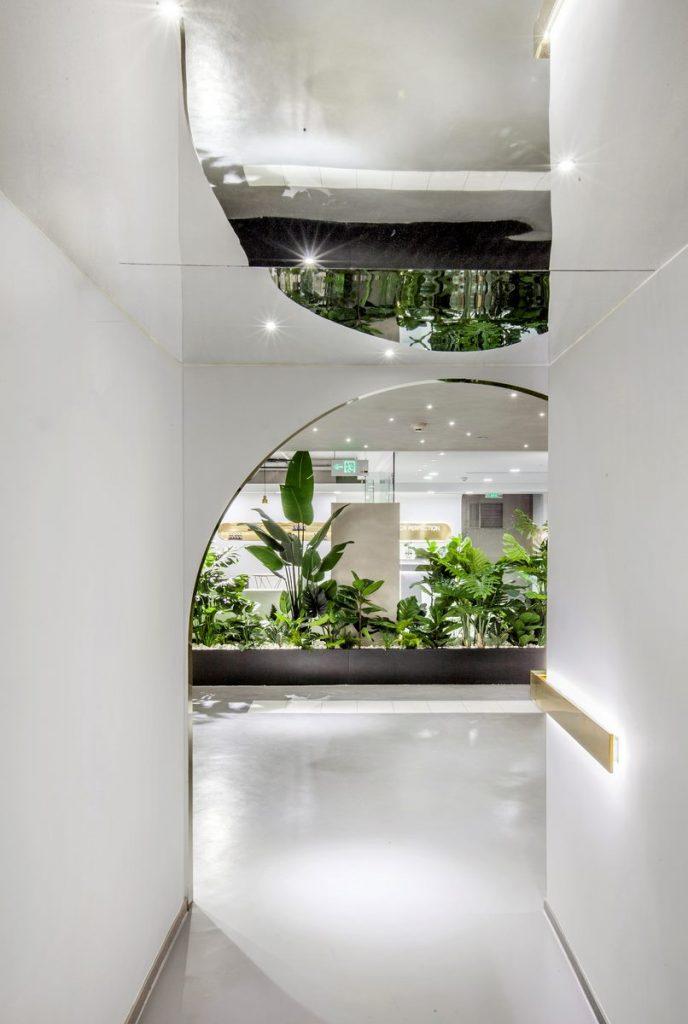 YUAN · El espacio en Shanghai que ofrece experiencias de salud únicas 13