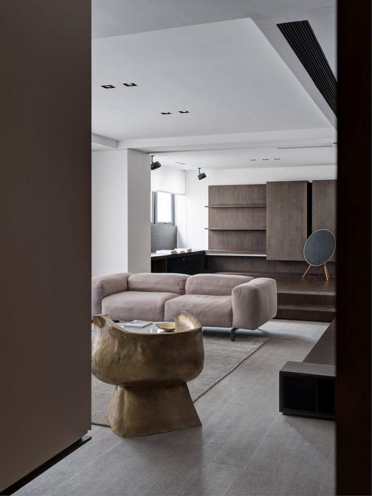 Hogar exploratorio, un vivienda moderna y minimalista 19