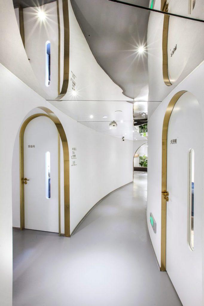 YUAN · El espacio en Shanghai que ofrece experiencias de salud únicas 14