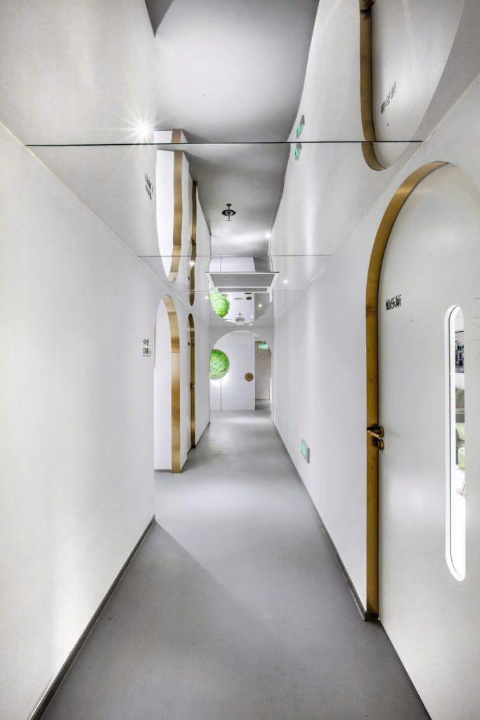 YUAN · El espacio en Shanghai que ofrece experiencias de salud únicas 15