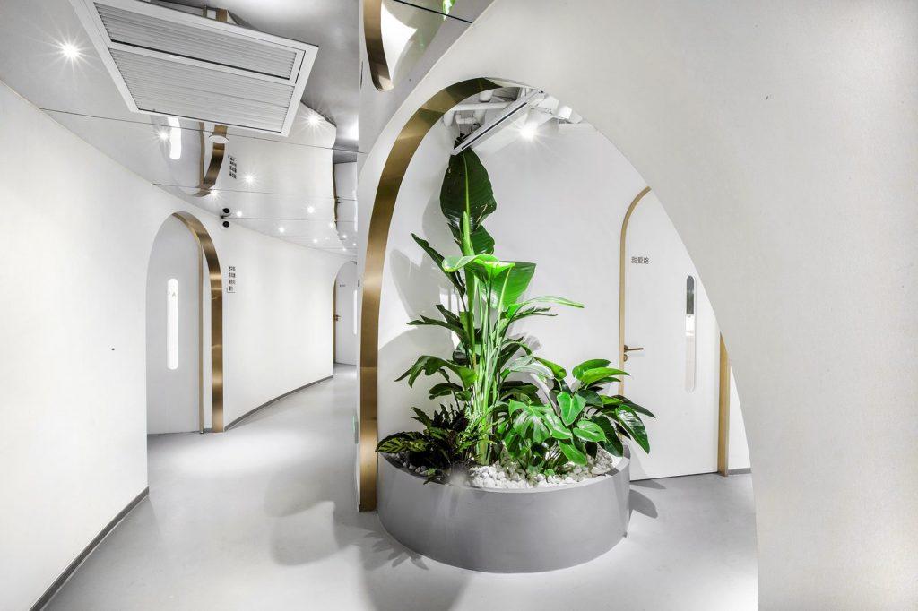 YUAN · El espacio en Shanghai que ofrece experiencias de salud únicas 11