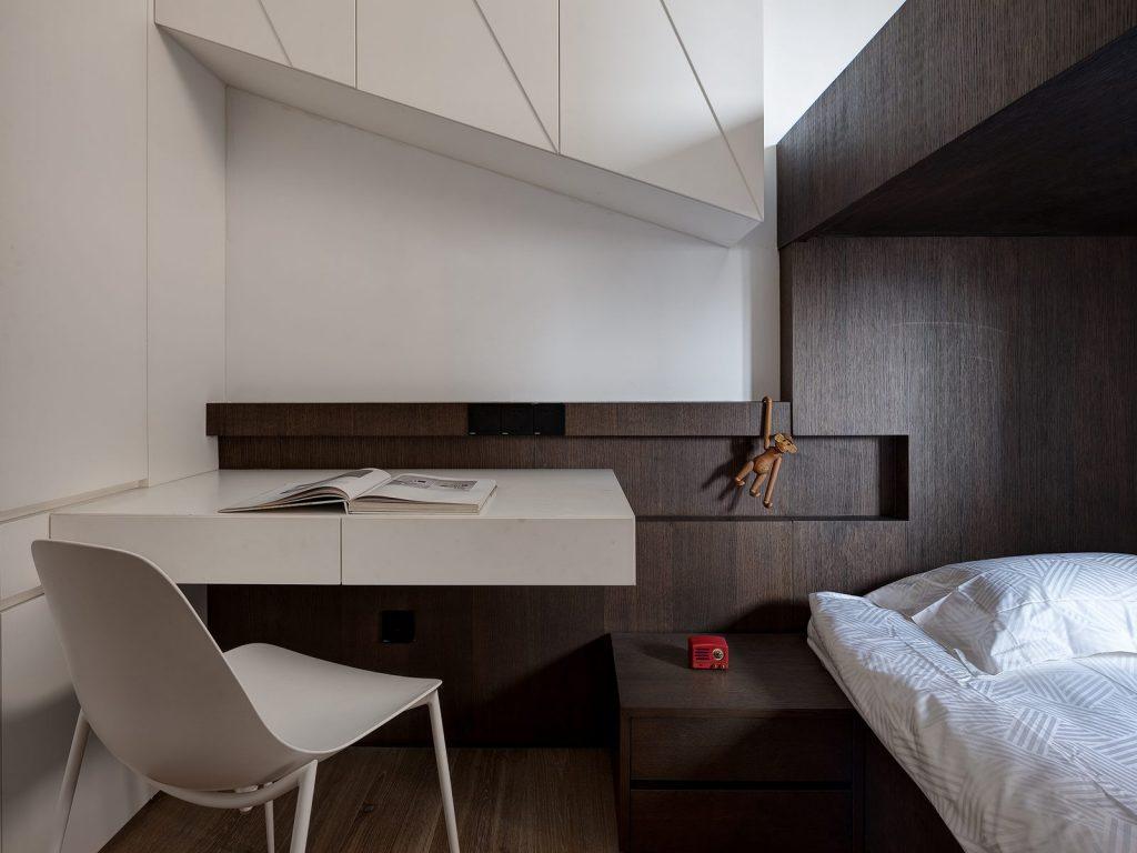 Hogar exploratorio, un vivienda moderna y minimalista 23