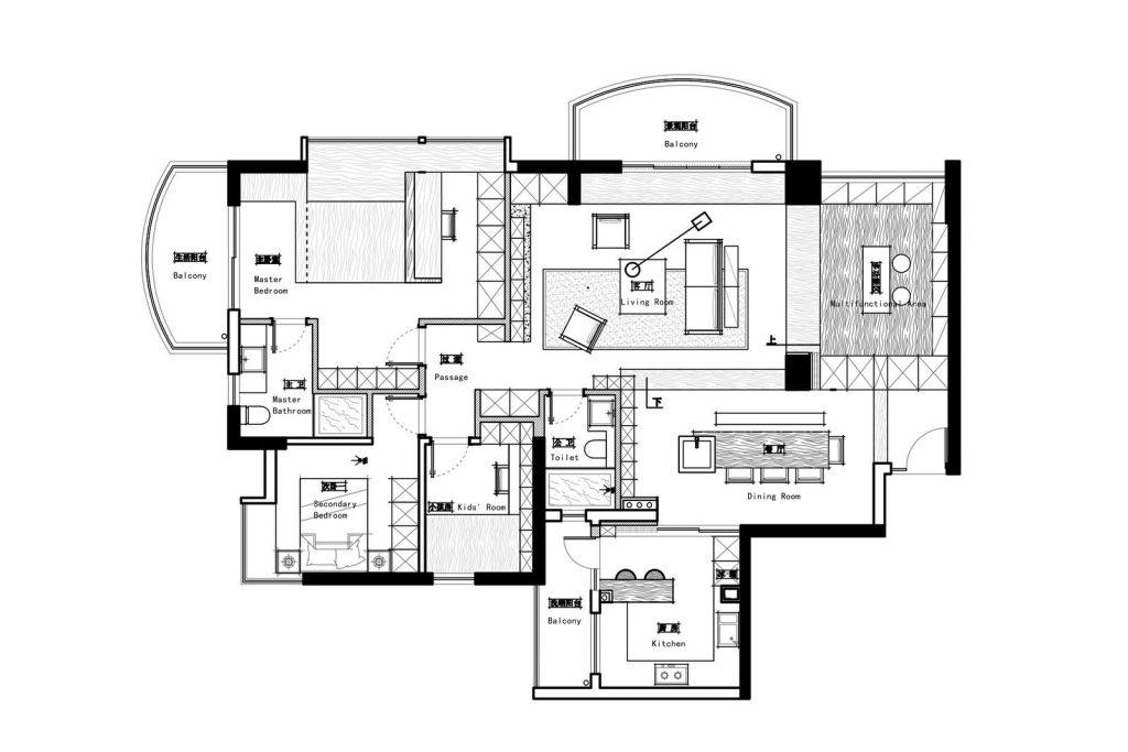 Hogar exploratorio, un vivienda moderna y minimalista 25