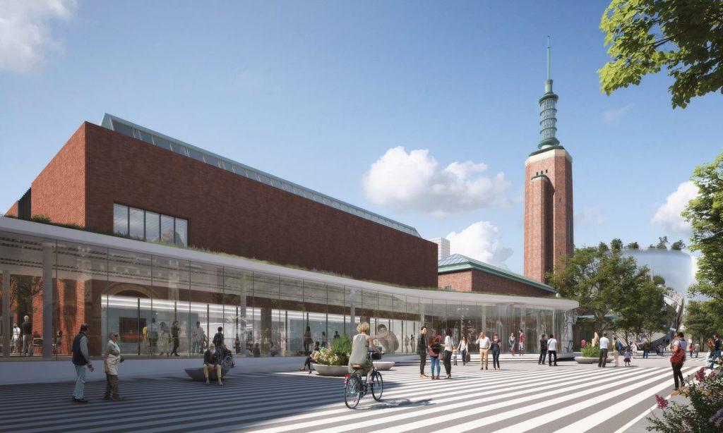 Nueva propuesta de Mecanoo para el Museo Boijmans van Beuningen, Rotterdam 2