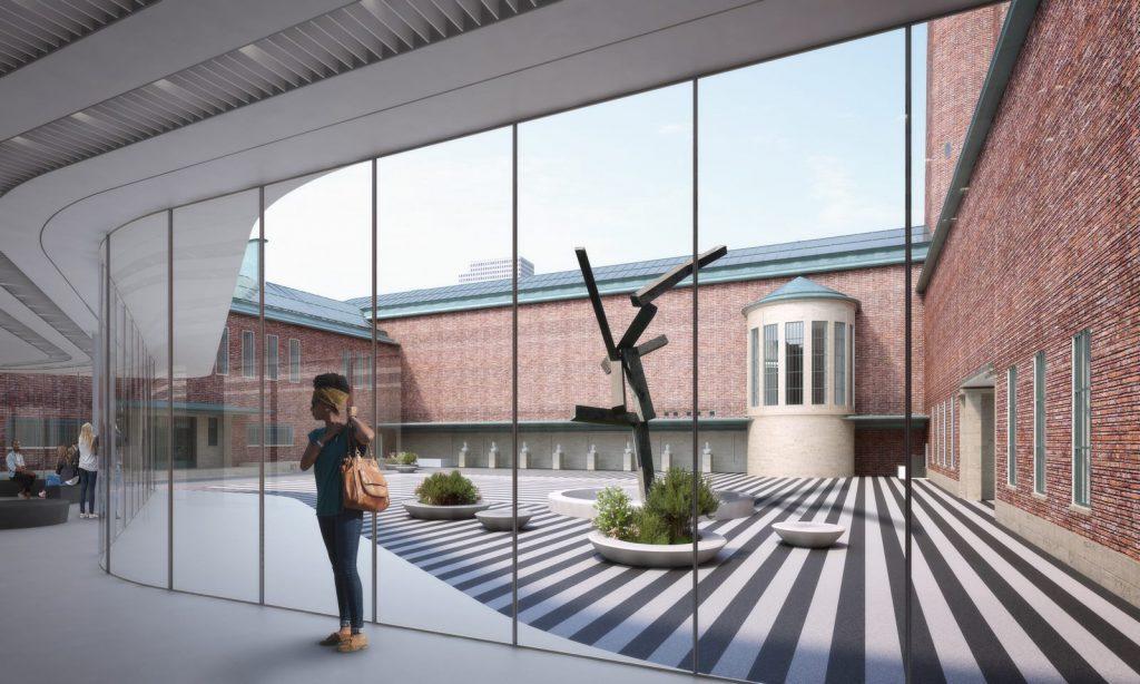 Nueva propuesta de Mecanoo para el Museo Boijmans van Beuningen, Rotterdam 3