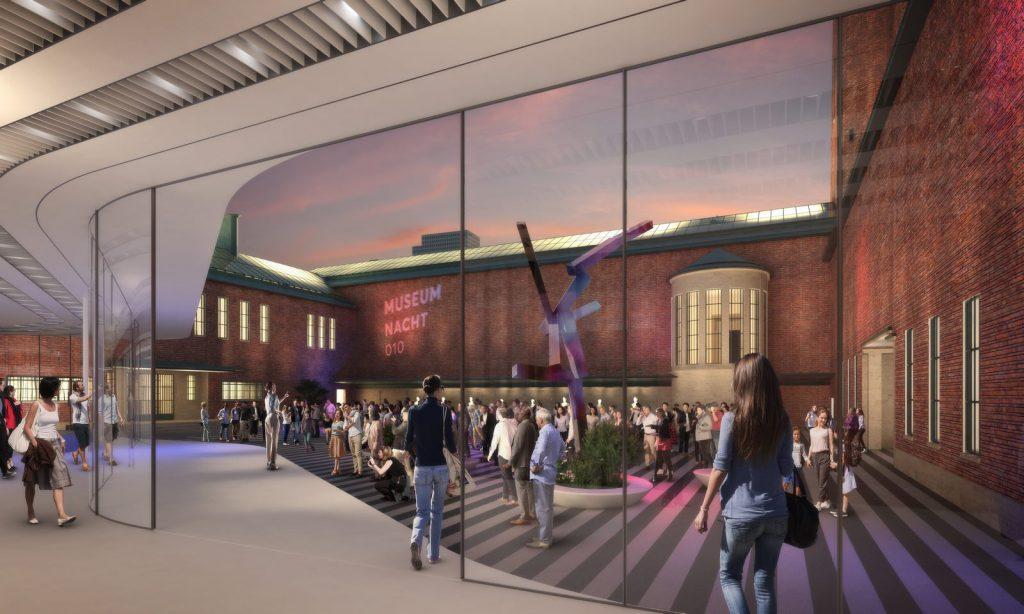 Nueva propuesta de Mecanoo para el Museo Boijmans van Beuningen, Rotterdam 4