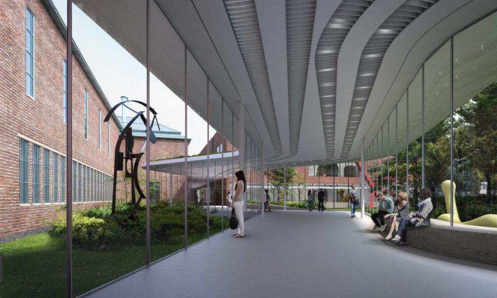 Nueva propuesta de Mecanoo para el Museo Boijmans van Beuningen, Rotterdam 5