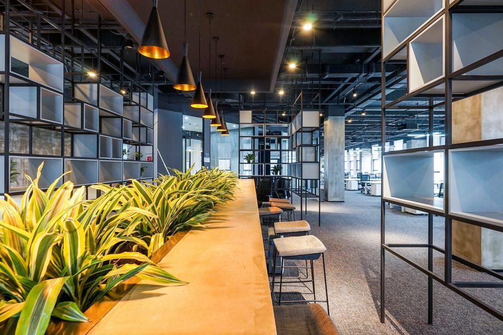 inDeco explora el futuro espacio de trabajo mediante diseño modular en las oficinas de Byton Nanjing 16
