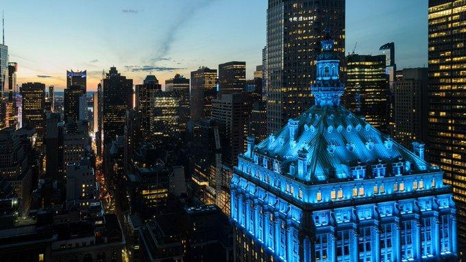 Argentina se suma a la iniciativa mundial #MakeitBlue 3