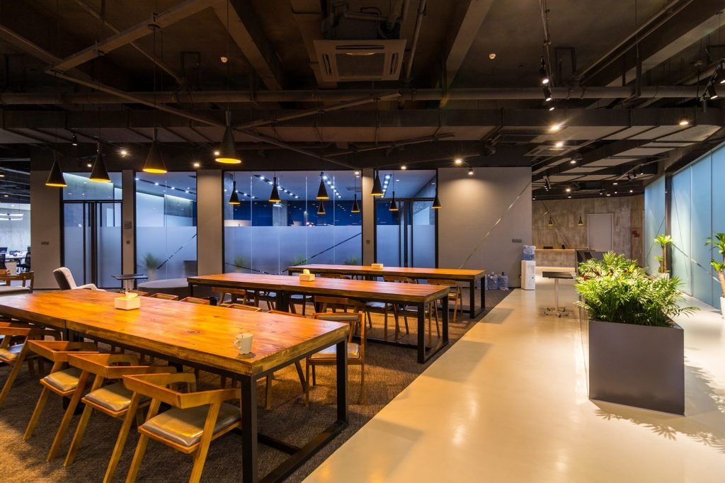 inDeco explora el futuro espacio de trabajo mediante diseño modular en las oficinas de Byton Nanjing 18