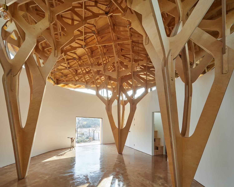 La casa de tres árboles 26