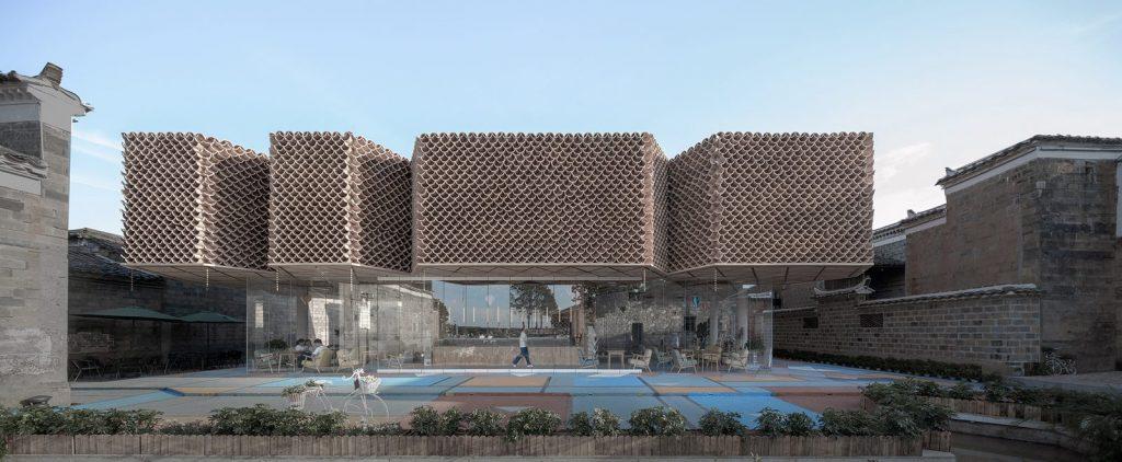 Holland Dafang Villa Creativa 17