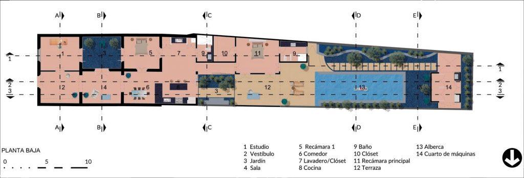 Casa en Mérida 4