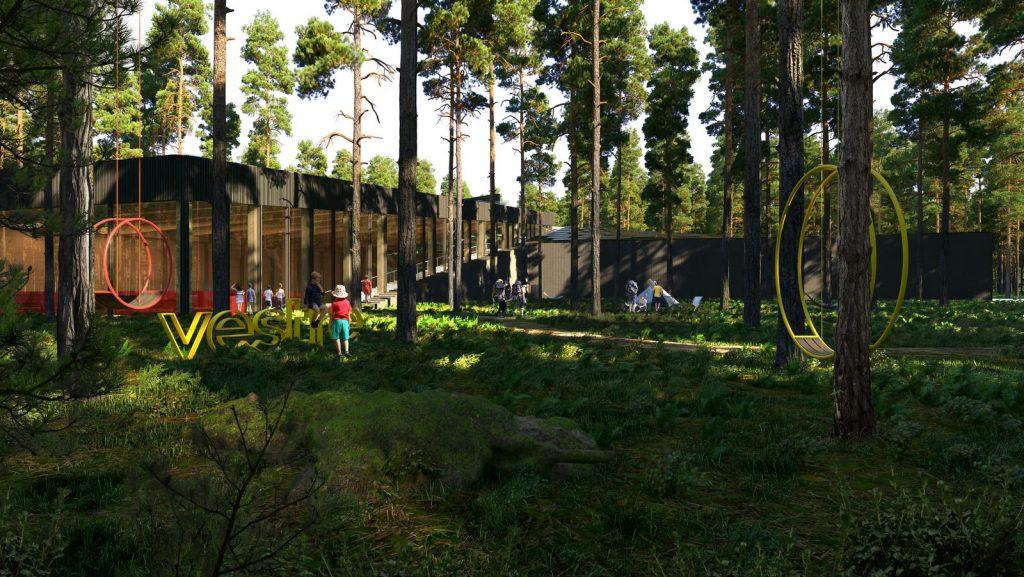 The Plus, la fábrica de muebles más sostenible del mundo ubicada en el corazón del bosque noruego 2