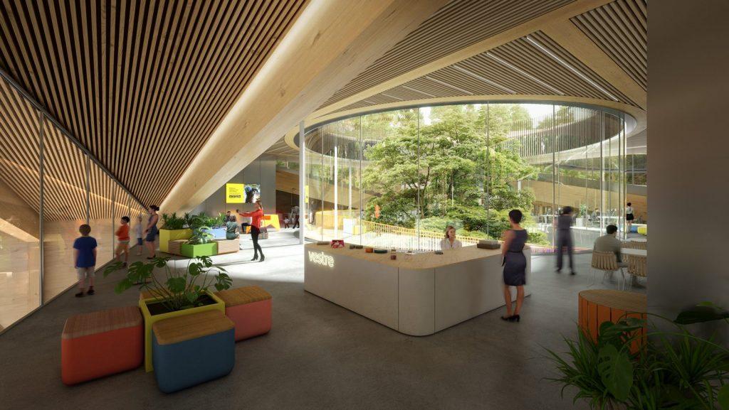 The Plus, la fábrica de muebles más sostenible del mundo ubicada en el corazón del bosque noruego 3