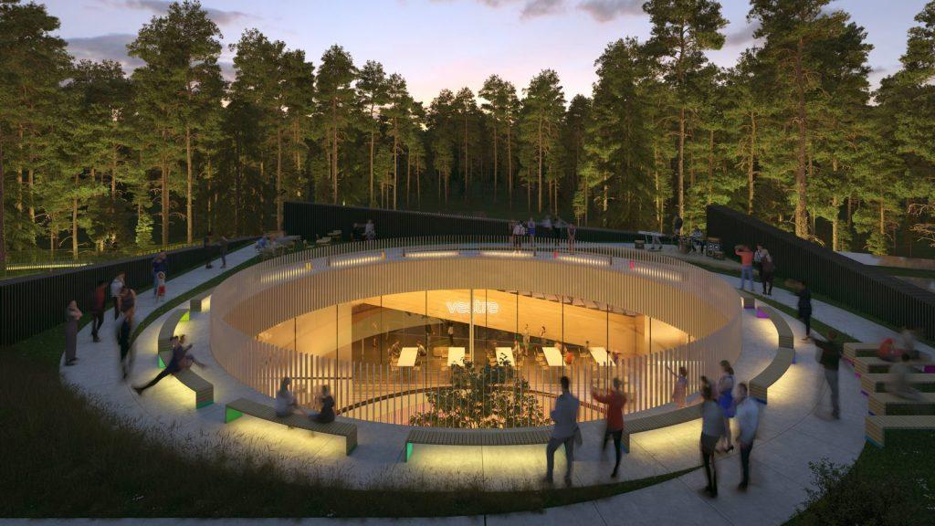 The Plus, la fábrica de muebles más sostenible del mundo ubicada en el corazón del bosque noruego 21