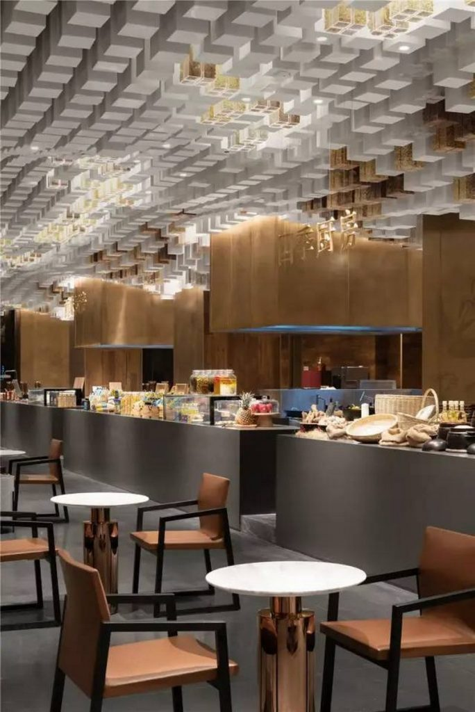 Tongrentang - Zhima, un nuevo espacio saludable en china 8