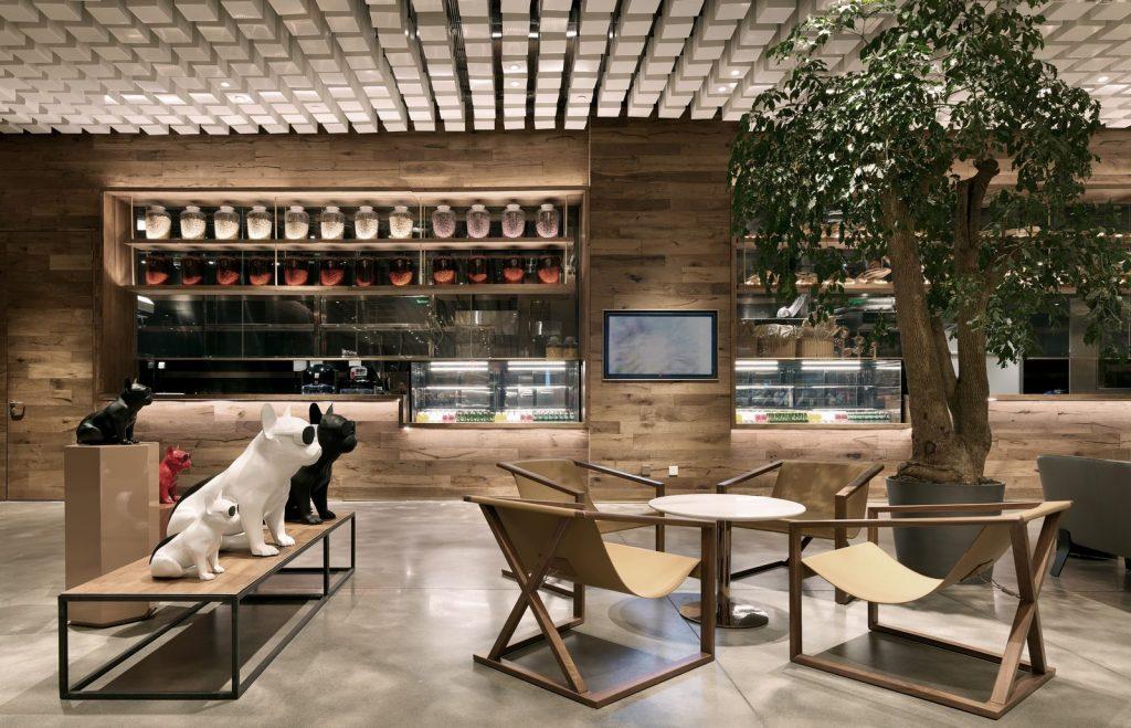 Tongrentang - Zhima, un nuevo espacio saludable en china 13
