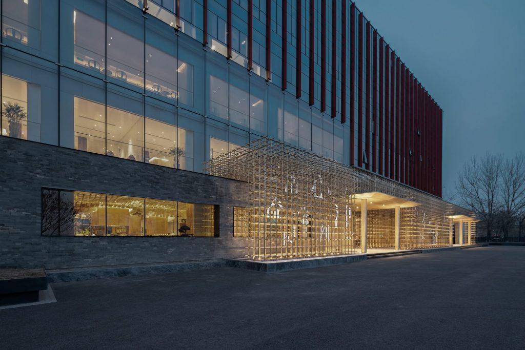 Tongrentang - Zhima, un nuevo espacio saludable en china 22