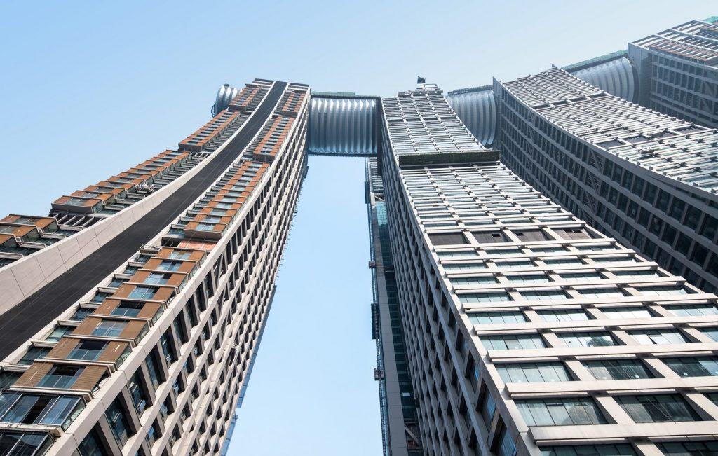 Raffles City Chongqing, Una proa sobre tierra 6