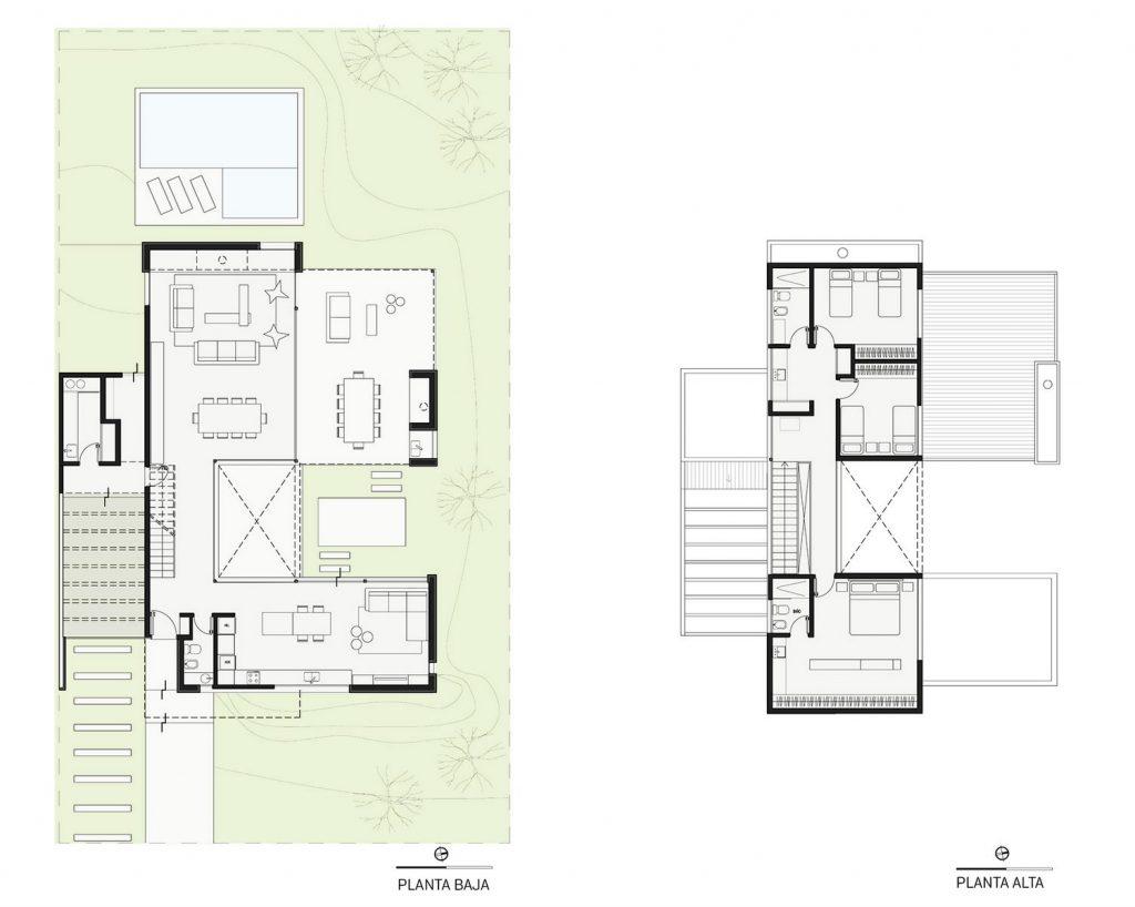 """Casa LVF en """"Villa Alende"""" 4"""