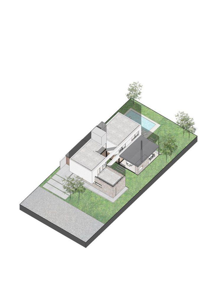 """Casa LVF en """"Villa Alende"""" 11"""
