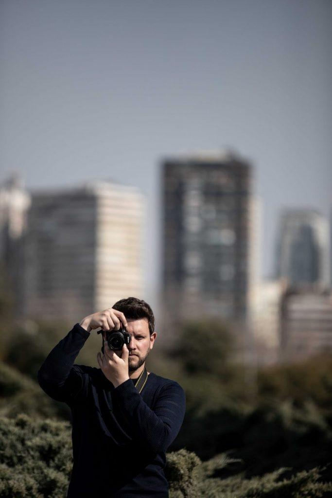 Martín Hernández Křehàček: Porteño con calle, argentino con mundo 25