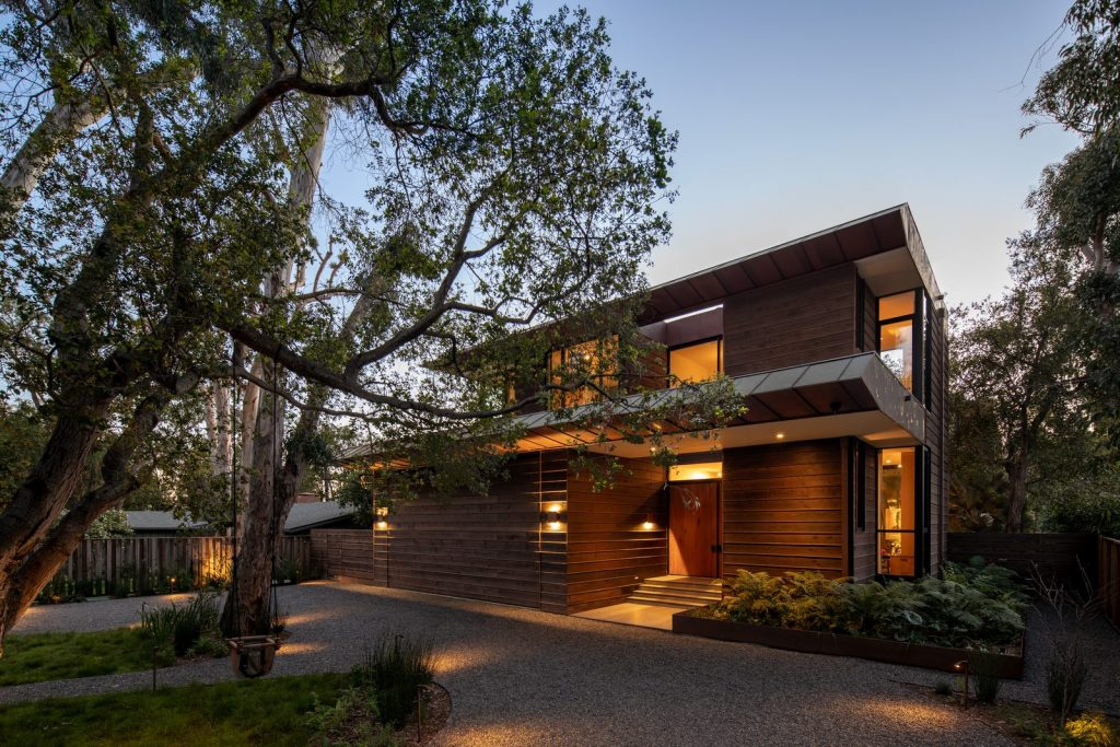Rustic Canyon Residence 1