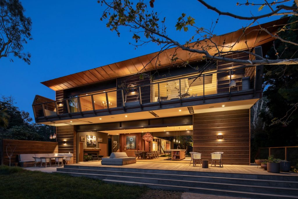 Rustic Canyon Residence 2