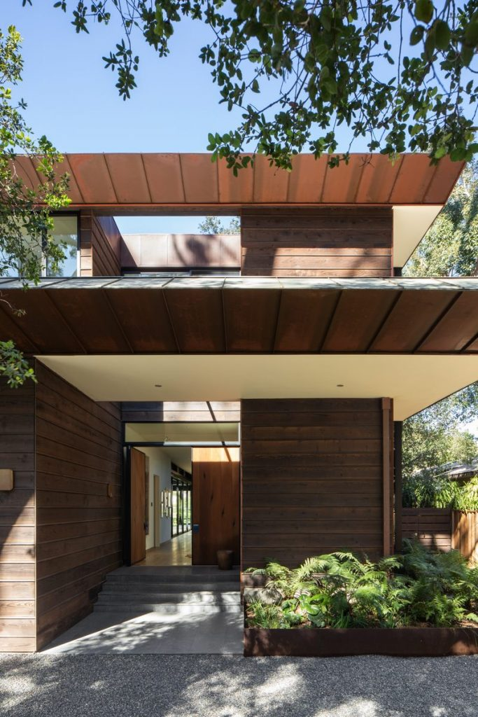 Rustic Canyon Residence 3