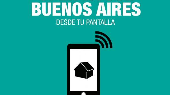 Open House Buenos Aires 2020- por la pantalla 57