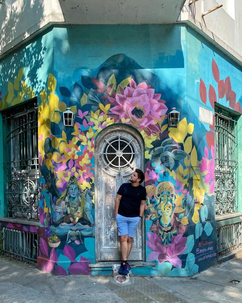 Martín Hernández Křehàček: Porteño con calle, argentino con mundo 26