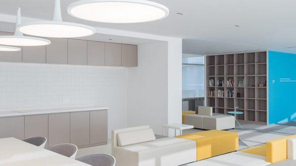 Oficina en el futuro: Sede de ViaBTC 17