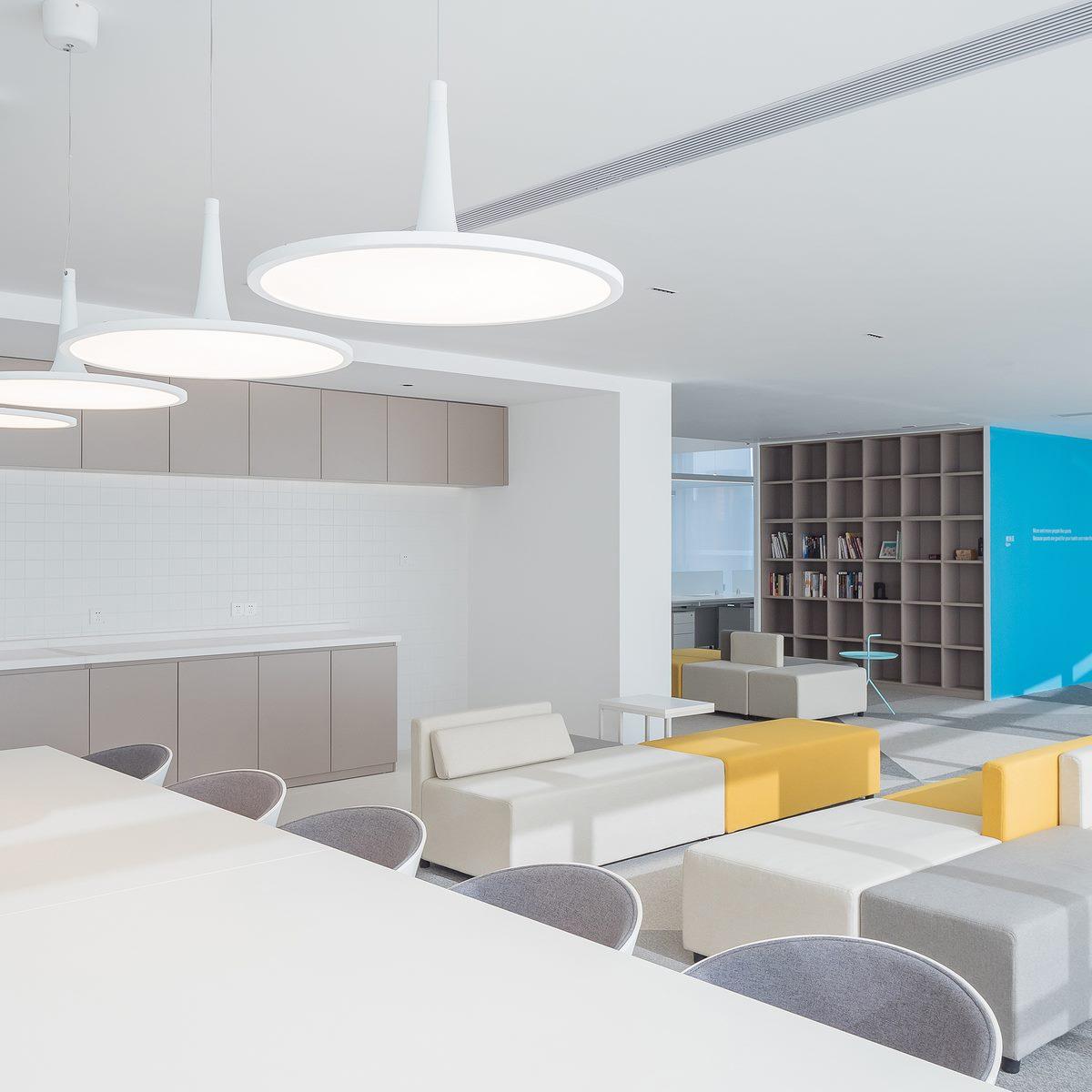 Oficina en el futuro: Sede de ViaBTC 26